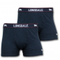 Preview: LONSDALE Boxershorts Trunk 2er Pack Dunkelblau