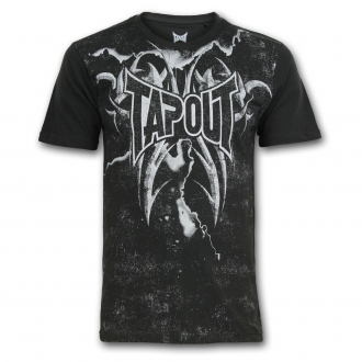 TAPOUT Core T-Shirt Schwarz Modell 1