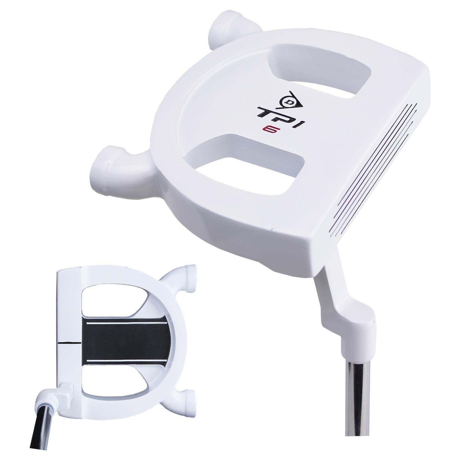 lord of sport dunlop align putter golfschl ger no 6. Black Bedroom Furniture Sets. Home Design Ideas